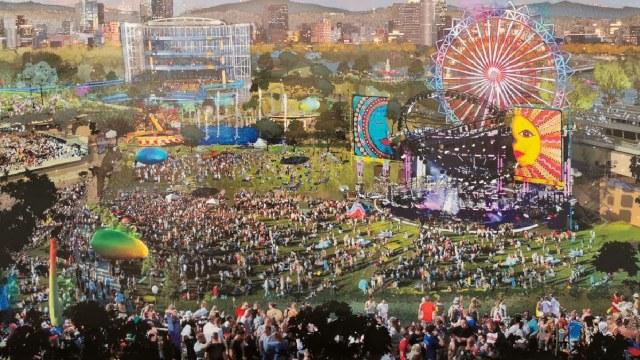 Parque Aztlán que reemplazará a Feria de Chapultepec