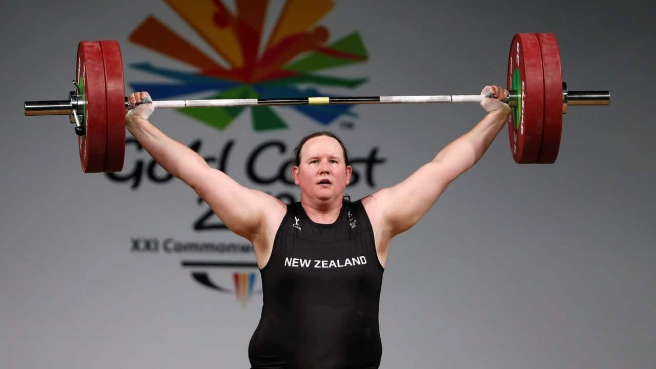 La primera atleta trans Laured Hubard está lista y agradecida por participae en Tokio
