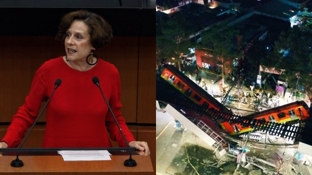 Denise Dresser propone nombrar 'La Noche Triste' a accidente de la línea 12 del metro