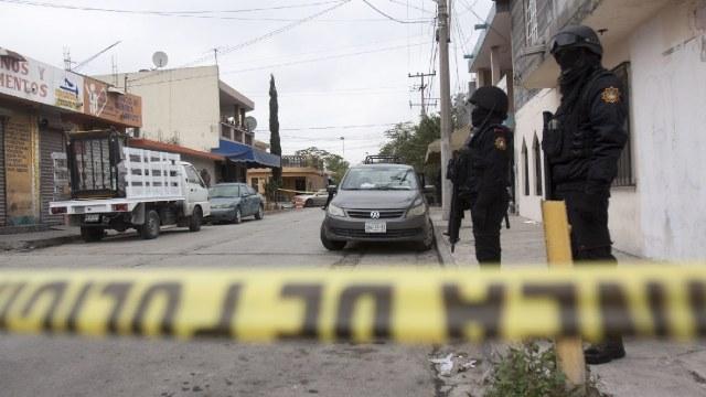 Se disparan asesinatos de niños y adolescentes en México