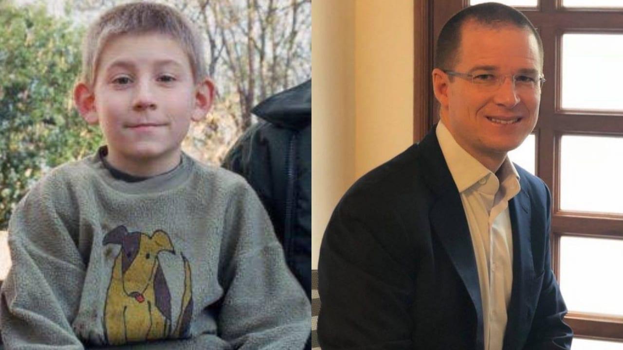 Fotos de políticos en su juventud hilo de twitter