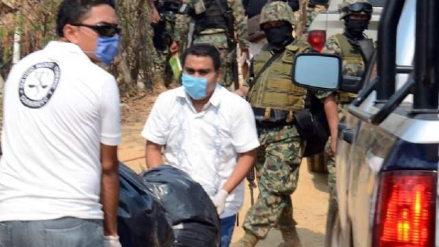 Localizan fosa clandestina con 3 cuerpos en Nuevo León