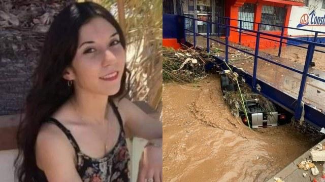 joven muere en arroyo tras lluvias en Nogales