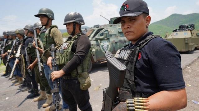 Enfrentamientos en Michoacán desapareció fundador autodefensas
