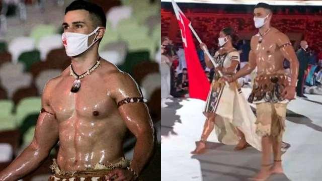 Quién es el abanderado de Tonga
