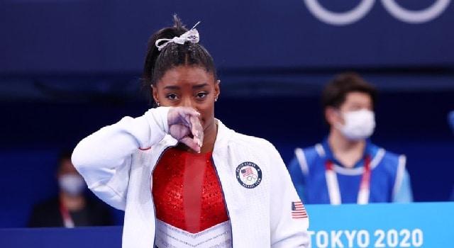 Simone Biles dejó Juegos Olímpicos por ansiedad