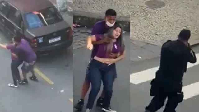 Video policías mataron a ladrón