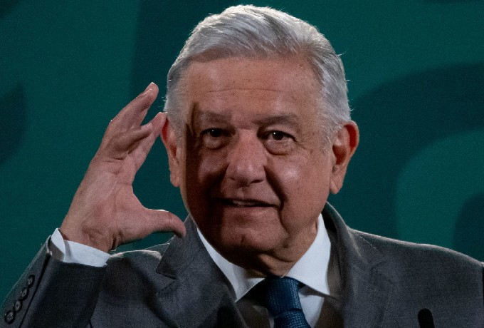 AMLO Conferencia Pacificar México Acreditar Gobierno
