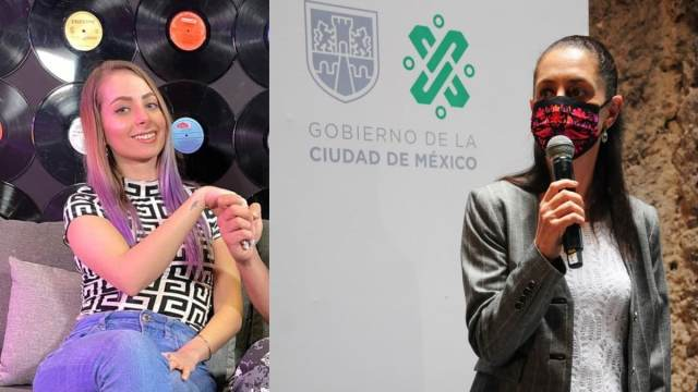 Claudia Sheinbaum Pide Ernestina Godoy Atienda Madre Yosstop