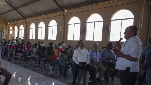 Historias Desplazados Michoacán Corredor Humanitario Tijuana