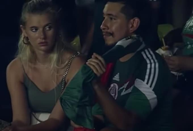El Toluco TikTok Historia de Amor Partido Selección Mexicana