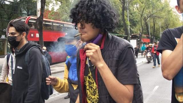 Esquizofrenia Relacionado Consumo Excesivo de Marihuana
