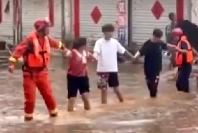 Chivas Lluvias Inundaciones Muertos Desaparecidos Videos