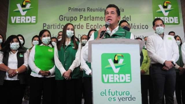 Ciudadanos Piden Quitar Registro Partido Verde Caso Influencers