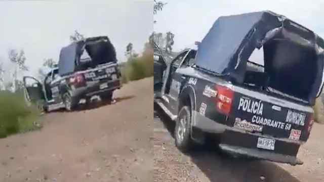 Sanción Persona Grabó Policías Teniendo Sexo Ecatepec