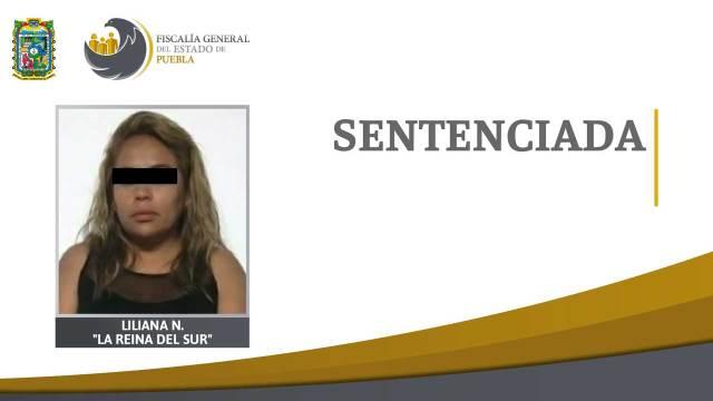 Puebla Detienen a la Reina del Sur mujer que decapitaba a sus enemigos