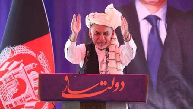 Quién es Ashraf Ghani presidente de Afganistán