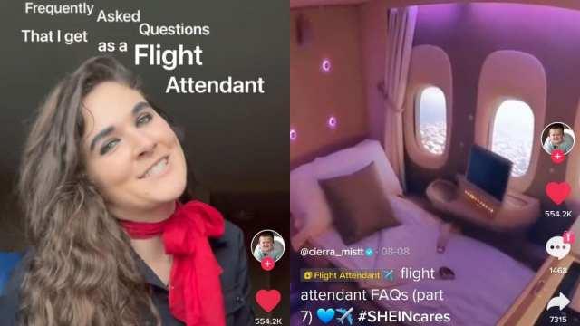 azafata revela secreto para viajar en primera clase gratis