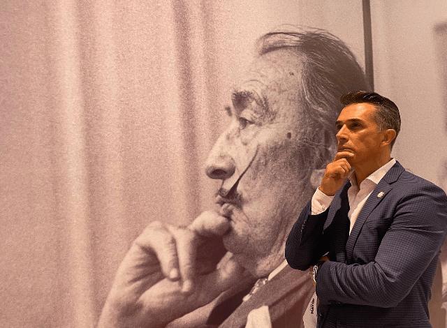 Jefe de Gobierno, la nueva meta del actor Sergio Mayer