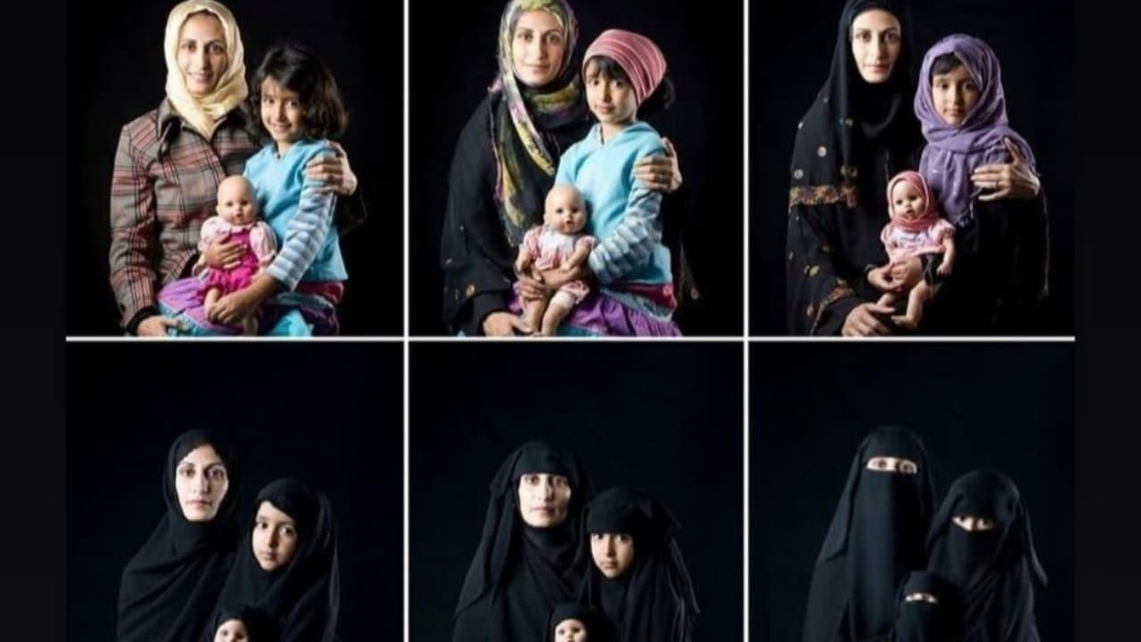 tipos de velos islámicos y significado