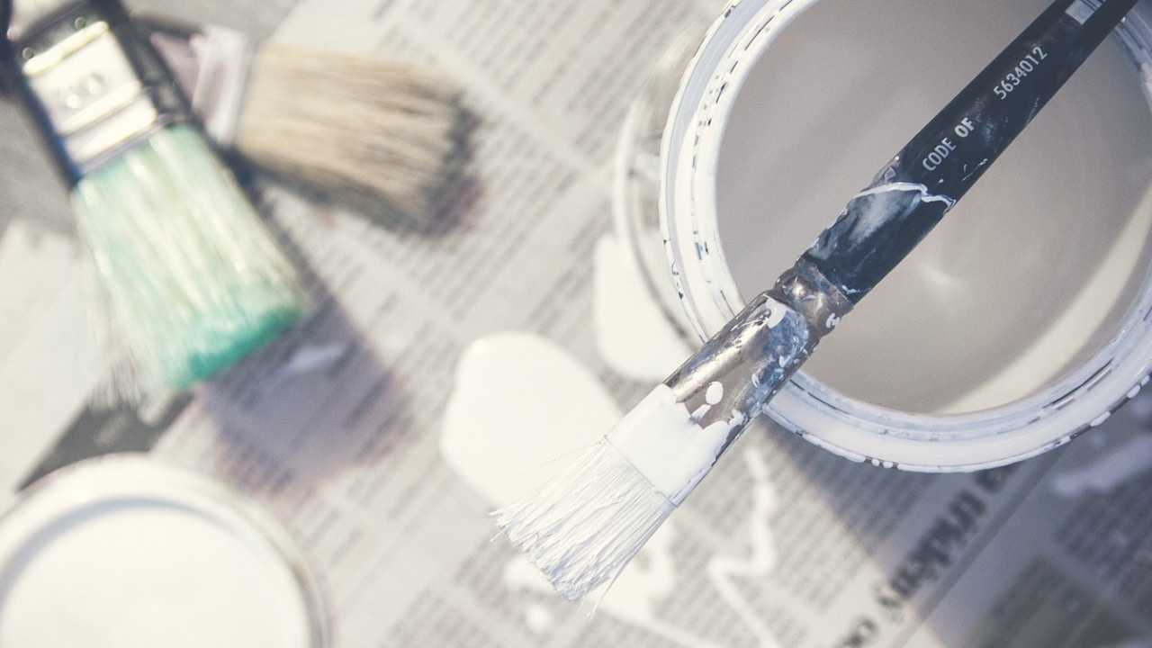 Pintura blanca enfría como aire acondicionado