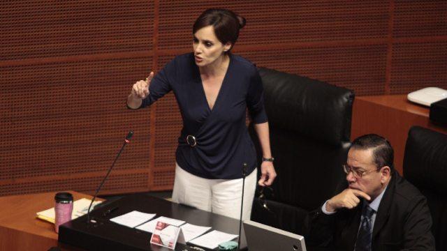 Lilly Téllez candidata a presidencia