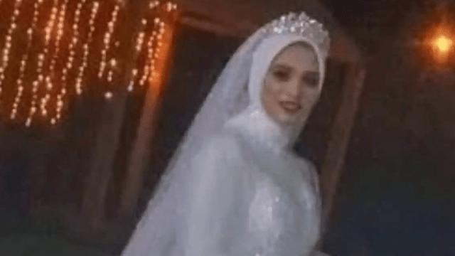 Una hora después de casarse, novia se infarta y muere