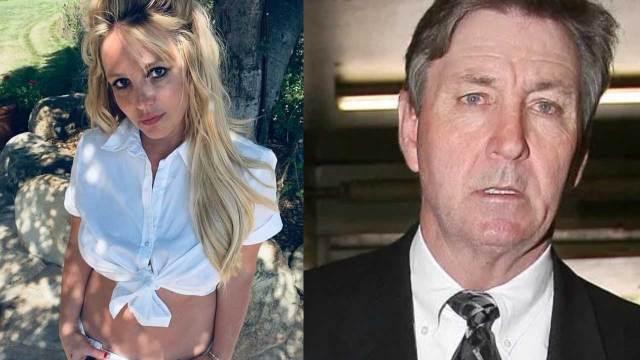 Papa Britney Spears renuncia a tutela