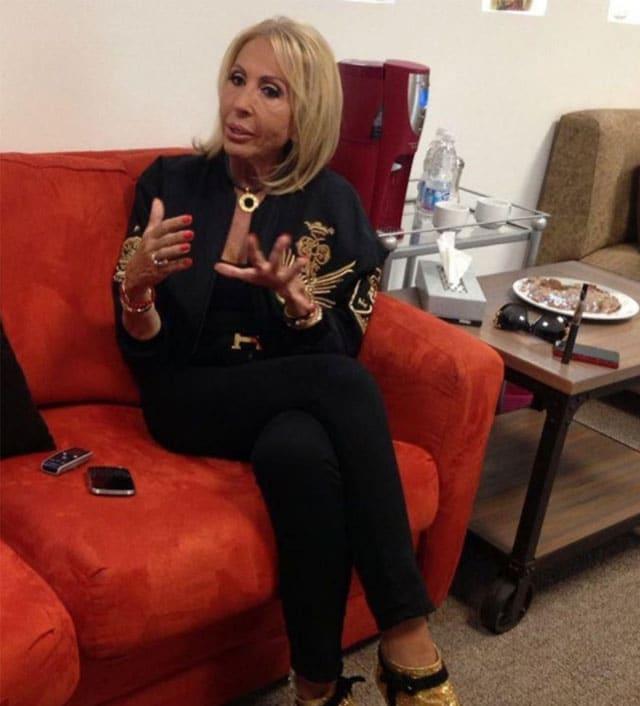 Laura Bozzo intentó ampararse pero juez rechazó la petición