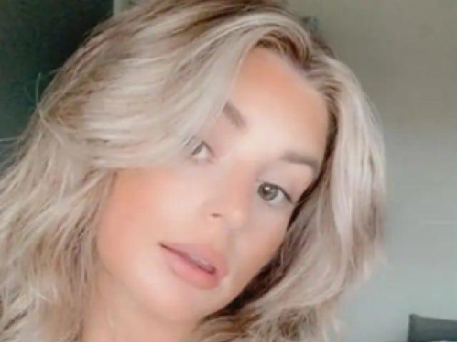 Madre Comparte Video Hija Congelada Bebida Adulterada