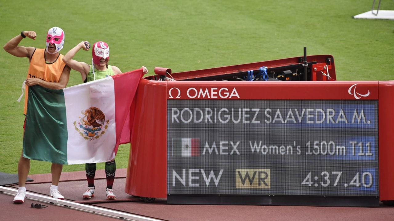 Mónica Rodríguez Juegos Paralimpicos Tokyo 2020