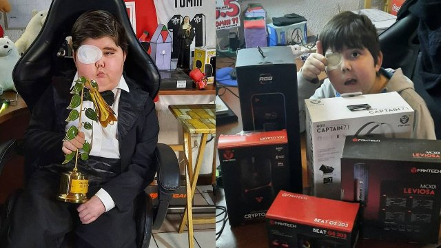 Murio Tomiii 11 youtuber chileno