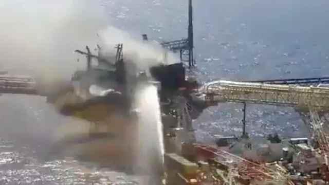 Pemex Muertos Explosión Plataforma Campeche