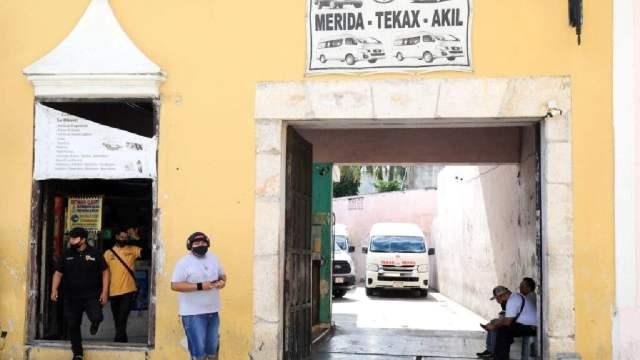 Taxista Narra Detención José Eduardo Policía Yucatán