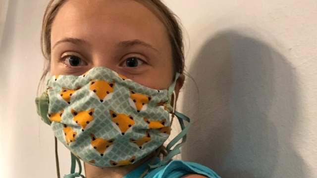 Greta Thunberg Consecuencias Cambio climático ONU