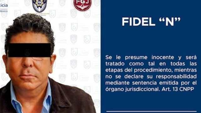 Detienen a Fidel Kuri por presunto fraude