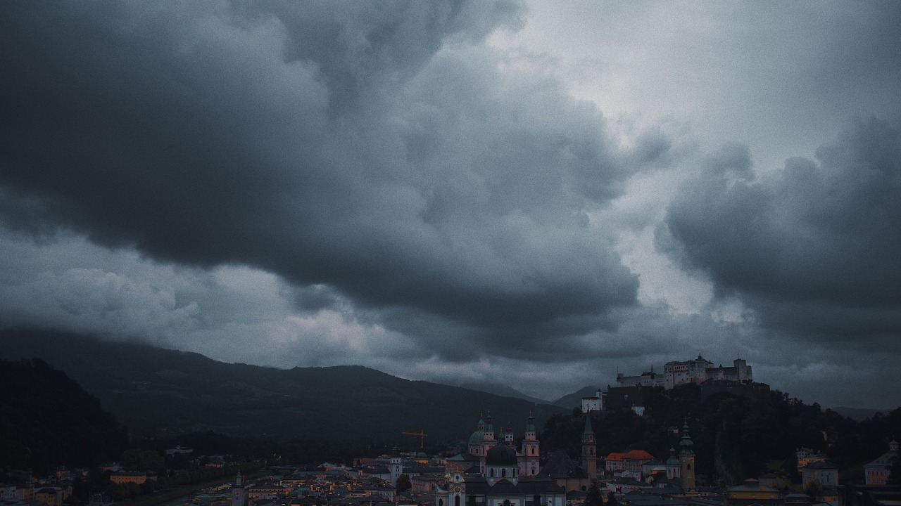 qué provocan los tipos de nubes de lluvia