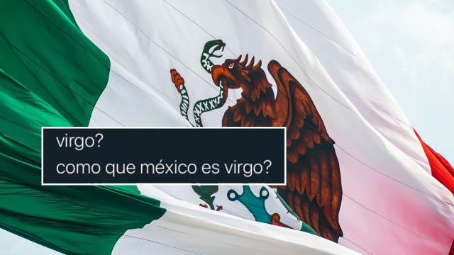 México es Virgo Twitter