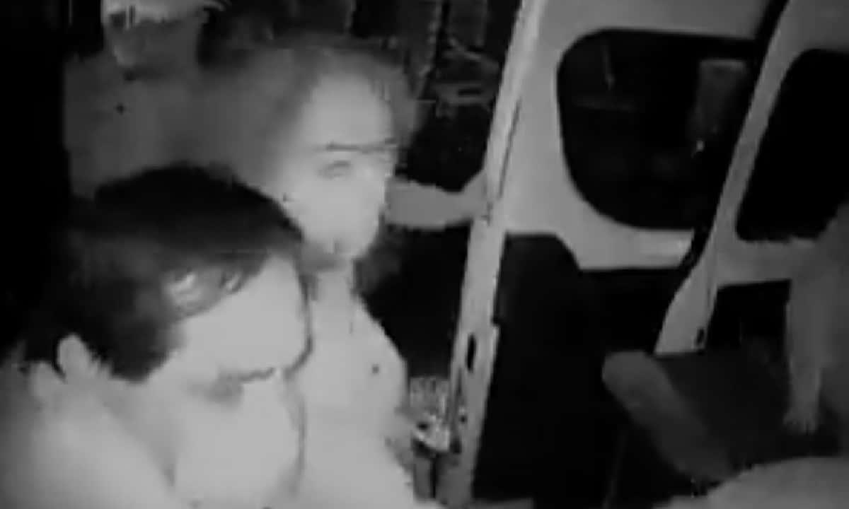 Mujer Enfrenta Ladrones Combi Nezahualcóyotl Video