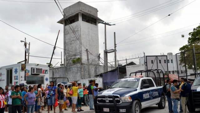 Beneficios Presos Comprar Cárcel México