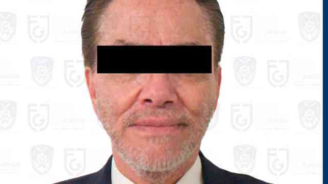 Alejandro del Valle detenido Interjet