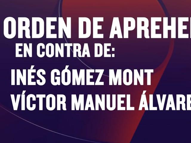 Orden Aprehensión Contra Inés Gómez Mont Marido Álvarez Puga