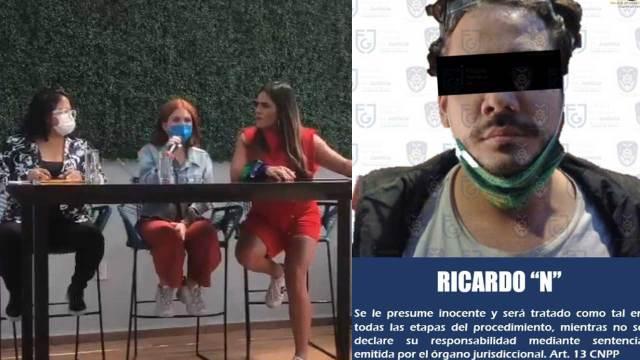 Rix se declara culpable por abuso sexual a Nath Campos y recibe tres años de prisión