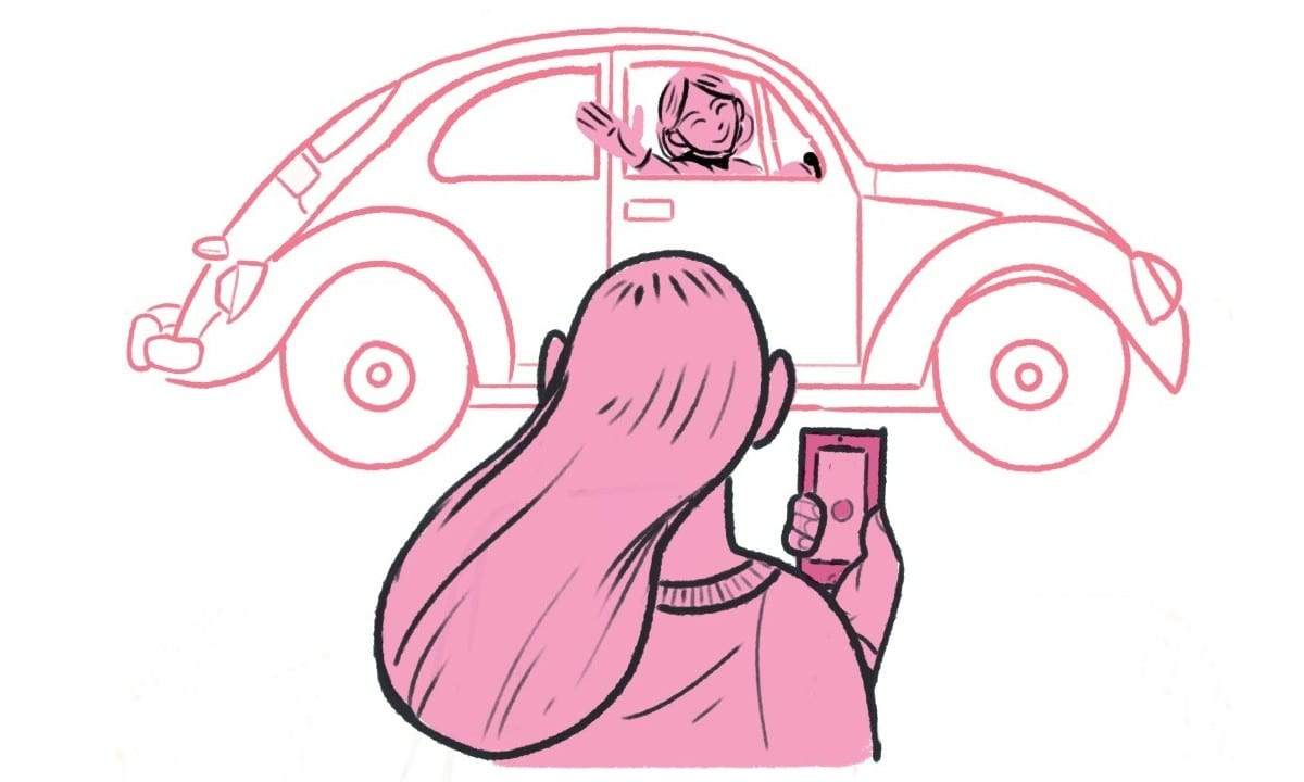 Vochita Feminista Oaxaca Transporte Seguro Mujeres