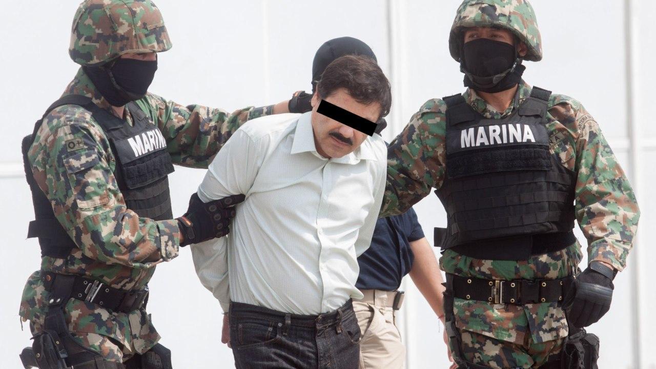 """Abogados de """"El Chapo"""" buscan anular la cadena perpetua del narcotraficante"""