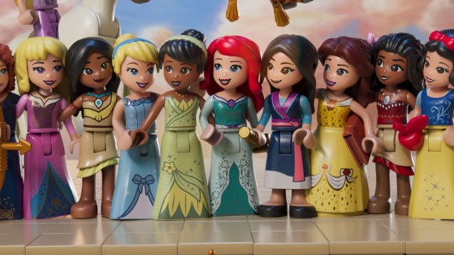 Lego eliminará el 'sesgo de género' de los juguetes después de que un estudio dice que los 'juguetes para niños y niñas' afectan a los niños