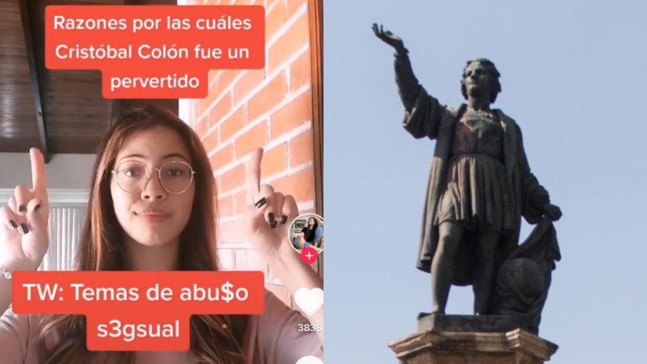 Cristóball Colón vendiá niñas como esclavas sexuales