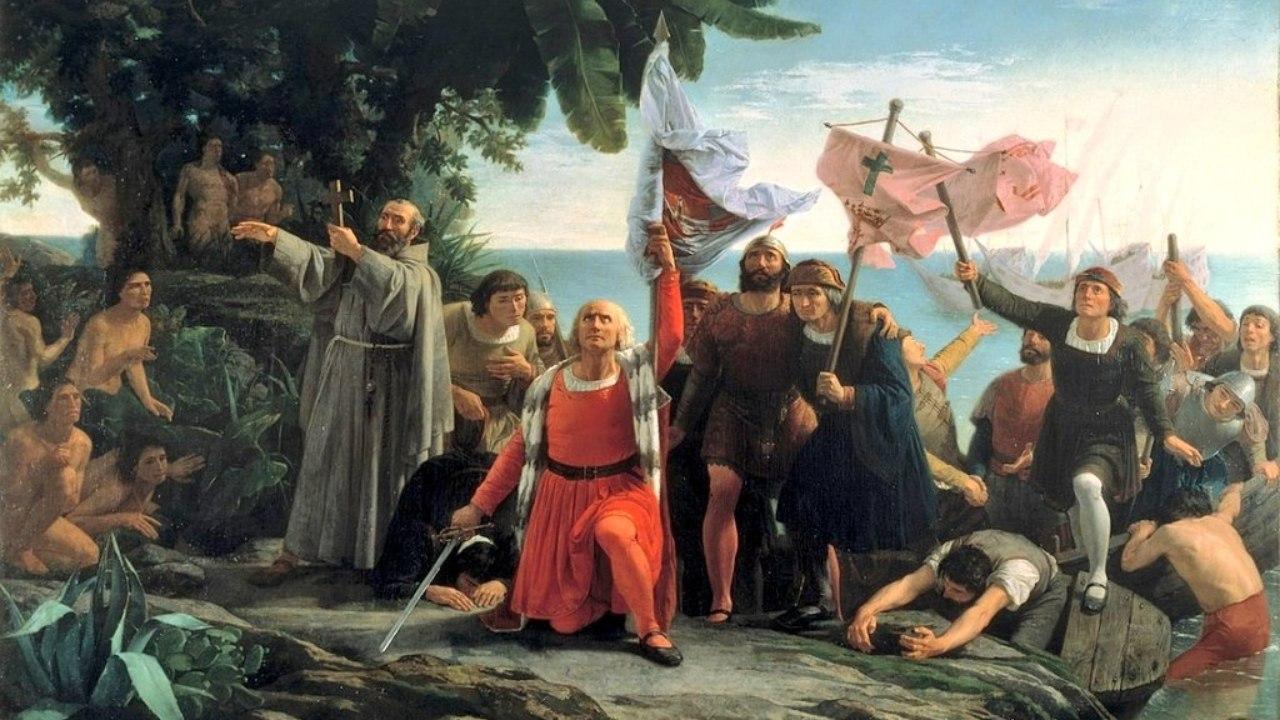 Cristóbal Colón vendió a niñas como esclavas sexuales