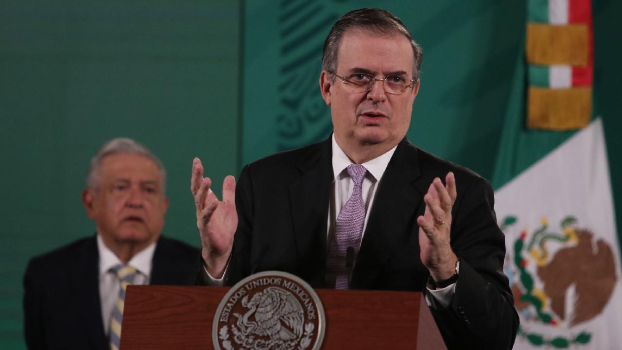 Marcelo Ebrard elección presidencial 2024