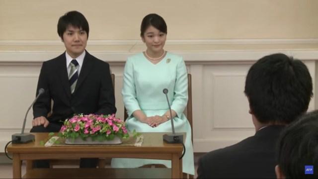 La princesa Mako de Japón se casa con un plebeyo y abandona a la familia real
